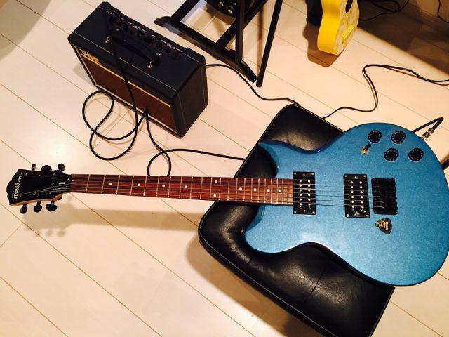 大人の趣味ギターの写真