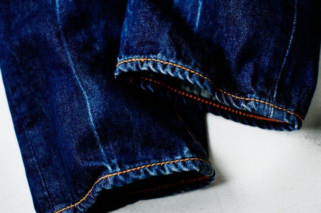 アタリ加工も自然なリーバイスジーンズ
