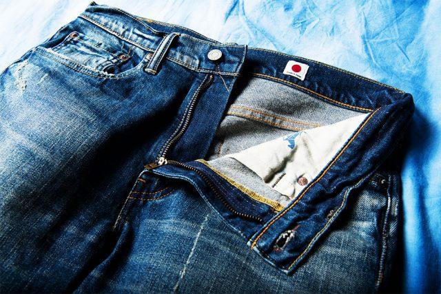 メイドインジャパンのリーバイスジンズ