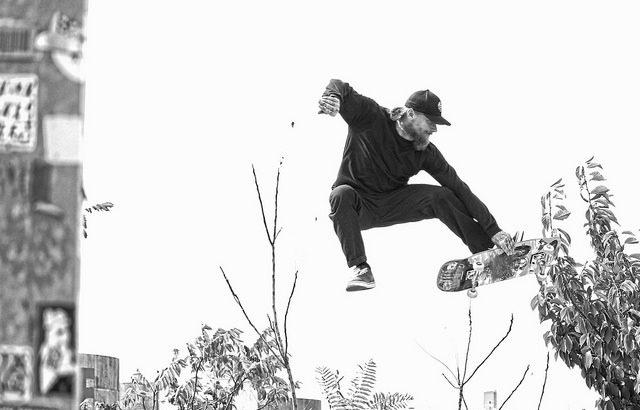 【スケーター名鑑】マイク・バレリー「無骨そうだが実は器用です!スケボー界のマルチプレイヤー」