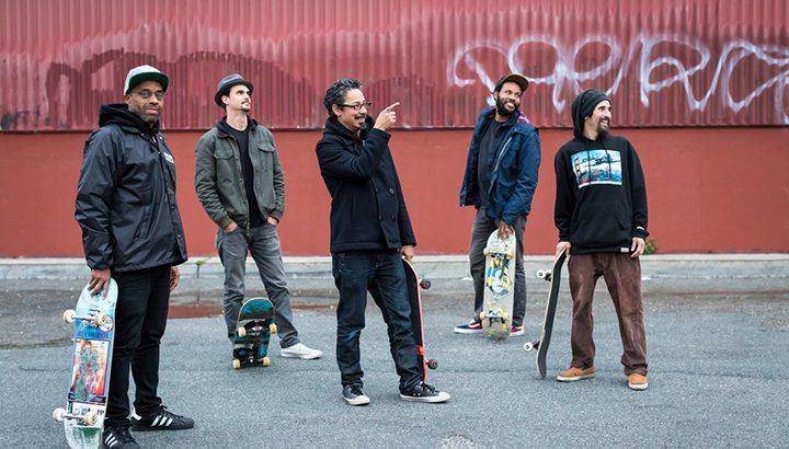 【ゆる〜くメロウに過ごす金曜の夜】トミー・ゲレロ率いるスケーター集団バンド「BLKTOP PROJECT」ジャパンツワー最終日