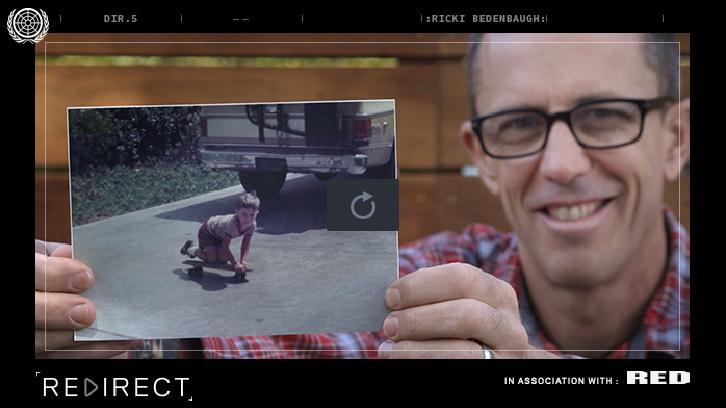 "REDカメラ×BERRICSコラボ企画""REDirect""第五弾「リッキー・Bedenbaugh」"
