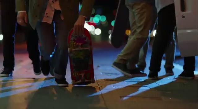 オークランドの衝撃!リーバイス・スケートボーディング