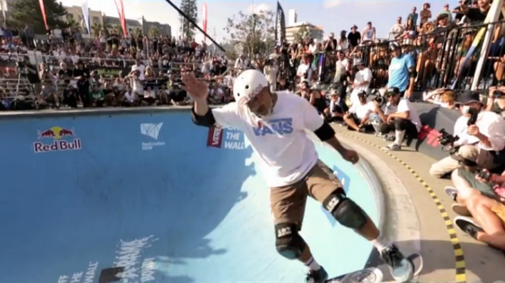 Vans BOWL-A-RAMA in Bondi 2014ハイライトビデオ
