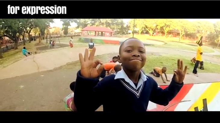 Skateistan(スケーティスタン)南アフリカで最新プロジェクトを始動