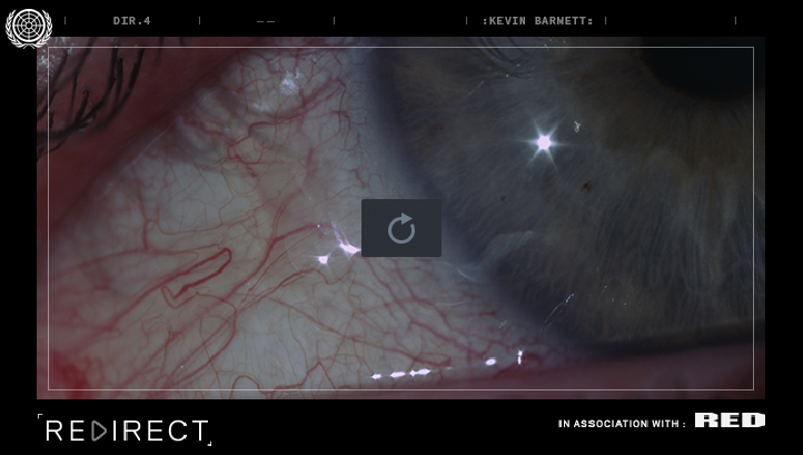 """REDカメラ×BERRICSコラボ企画""""REDirect""""第四弾「ケビン・バーネット」"""