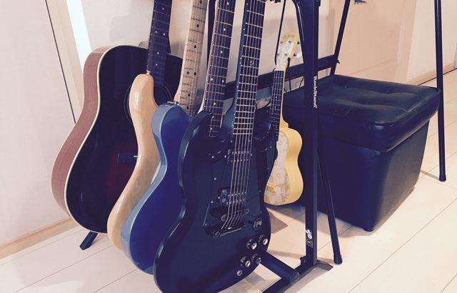 今の俺はギターを集めるギタードッグだ