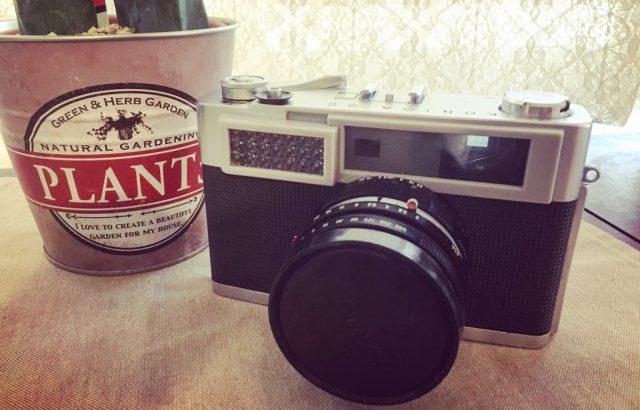デジタルカメラとは違った風合いが素敵なフィルムカメラはじめました