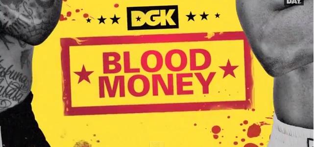 【GDK×スラッシャー】新作ビデオ「Blood Money」予告編