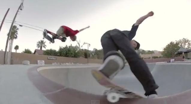 サム・ベケットとトレイ・ウッド「Blind Skateboards(ブラインド・スケートボード)」に加入