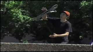"""【驚異の身体能力】スケートボーダー""""ウィル・ブラッティ""""これこそオンリーワンなスケーティングだ!"""