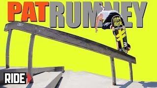 【新着ビデオ】パット・ラムニーの一日