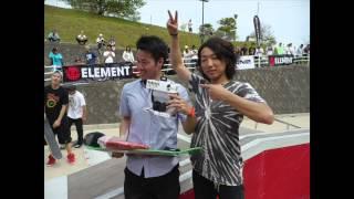 ELEMENT「2014 JAPAN MAKE IT COUNT」広島の映像をキャッチ!夢のアメリカ行きを掴むのは誰だ!