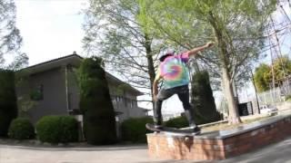 """【日本人離れしてます】スケボーシューズブランド""""DVS""""が認めた若干13歳のスケートボーダー「池慧野巨(イケケヤキ)」"""
