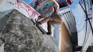 レッドブルプレゼンツ赤道地域を巡るスケートトリップシリーズ「EP3バンコク&チェンマイ」