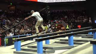 Street League(ストリートリーグ)LA大会ファイナルのハイライトビデオをキャッチ