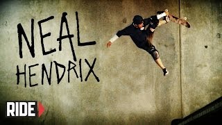 【41歳ニール・ヘンドリックス】Elephant Skateboardsより2014ビデオパートがリリース